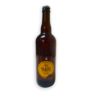 MR HAPJ (blond) 75 cl fles