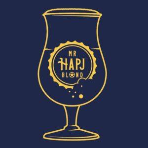 T-shirt print HAPJ